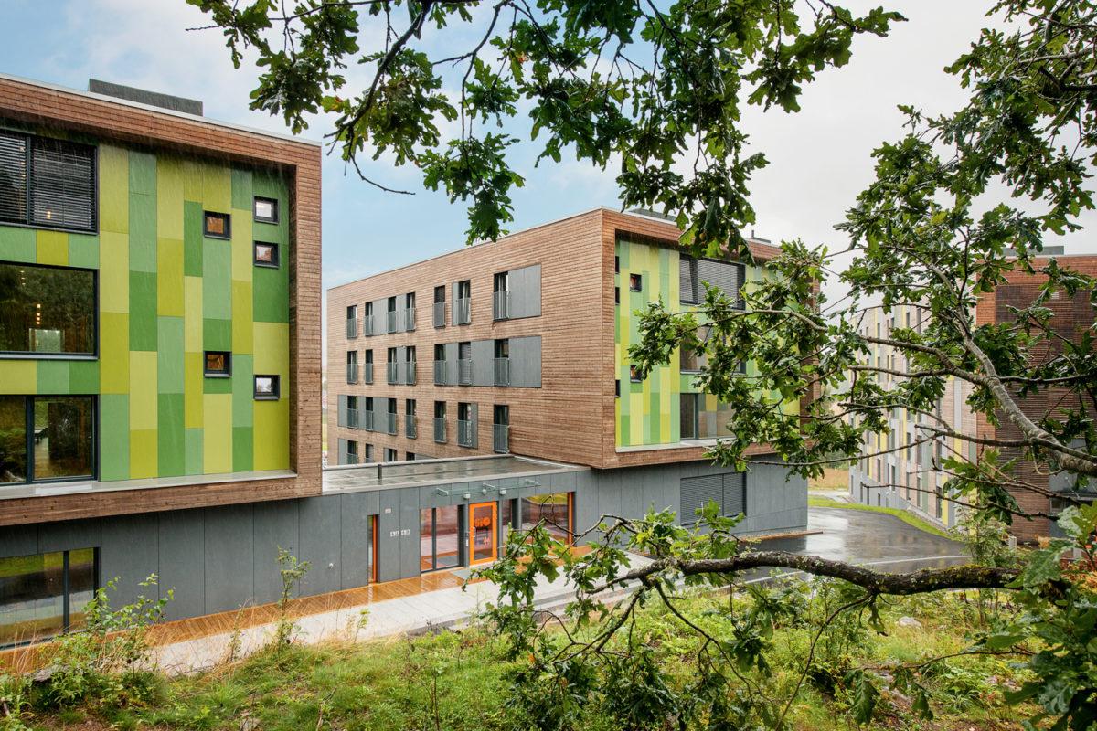 Arnstein Arneberg-prisen 2016 gikk til BAS arkitekter!